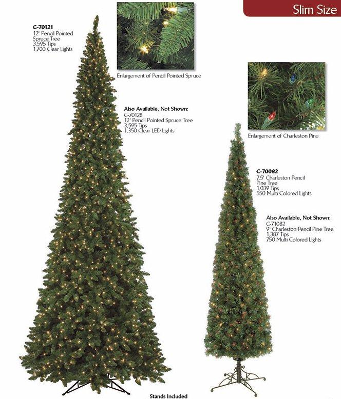 Frasier Artificial Christmas Trees