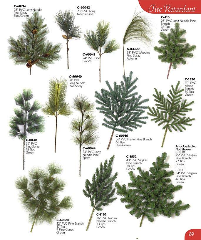 Inherent Fire Retardant Plants And Trees