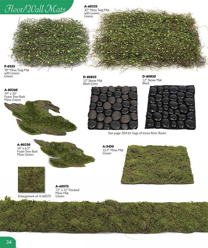 Top 28 moss floor mat moss mat van vliet new york for Natural moss bath mat