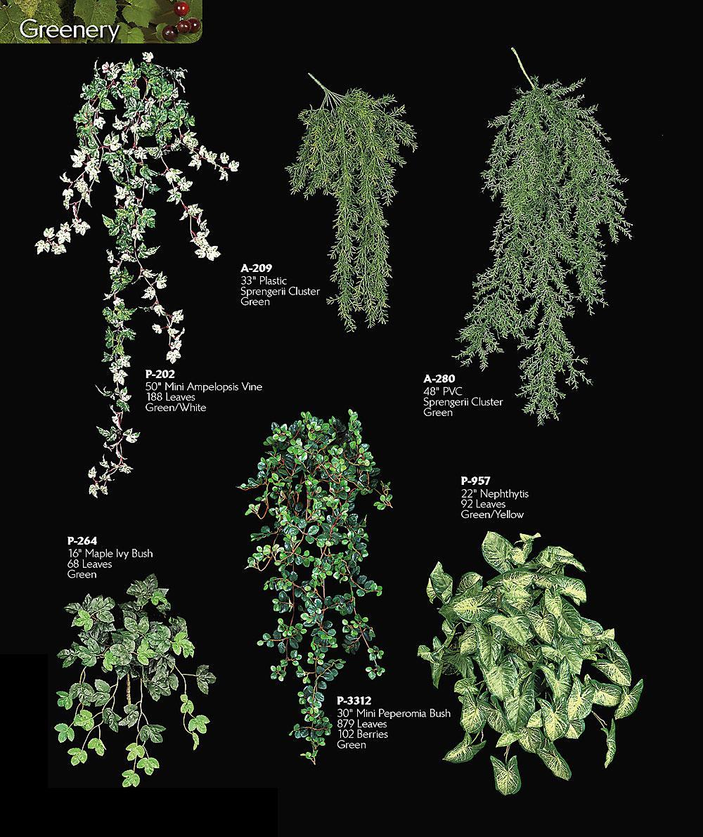 Artificial Greenery Plants