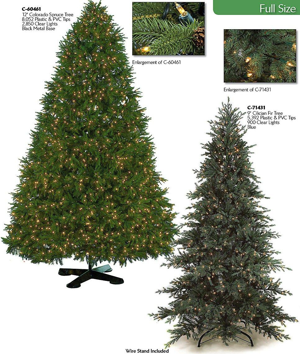 Full Size Trees