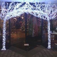 Sparkle Lite LED Crystal Trees and Lighting Decor