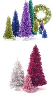 Pick Your Color Tree