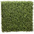 "Outdoor 40""Lx7.5""Wx37.5""H UV Protected Outdoor Boxwood Hedge Green"