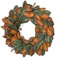30 Inch Natural Touch Magnolia Leaf Wreath