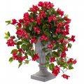 Bougainvillea with Urn UV Resistant (Indoor/Outdoor)