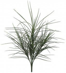 30 Inch Fire Retardant Grass Bush X 5 Stems