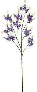 "31"" Limonium Spray - Light Purple Flowers - FIRE RETARDANT"
