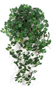 "42"" Grape Ivy Bush - Green Leaves - FIRE RETARDANT"