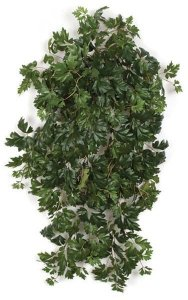 "48"" Grape Ivy Bush - 639 Green Leaves- FIRE RETARDANT"