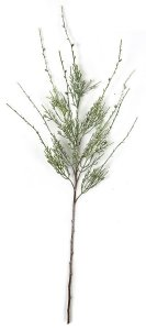 Earthflora's 39 Inch Frosted Natural Pine Spray Branch