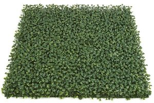 "20"" Boxwood Mat - 1.5"" Height - Tutone Green - FIRE RETARDANT"