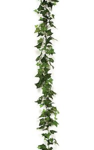 9' Ivy Garland - 577 Leaves - Green