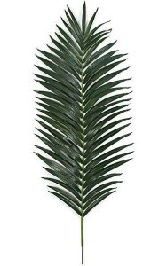 "72"" King Palm Branch - 53 Leaves - Green"