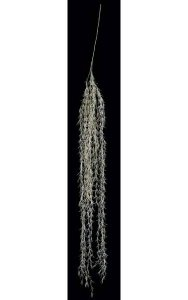 "62"" Plastic Spanish Moss - Grey/Green/Brown"