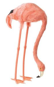 "27"" Feeding Flamingo - Pink"