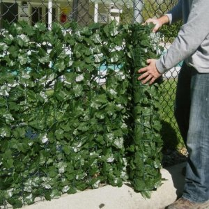 Outdoor Double Sided Ivy Roll