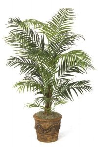 6' Faux Life Like Deluxe Areca Palm