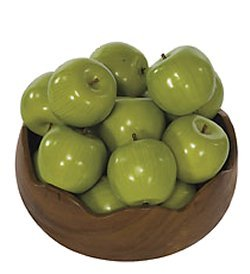 "EF-658 2.5"" Weighted Lady Apple Green  Sold by the dozen"