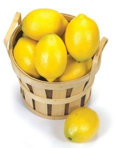 "A-102400 3.5"" Lemons sold by the dozen"