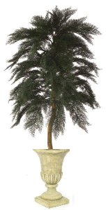W-0803 Custom Made from 3'- 12' Tall  Artifical Outdoor Juniper Tree