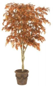 Custom Made Giant Pin Oak Tree Comes in Green or Orange