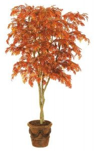 Giant Pin Oak Tree Fire Retardant Comes in Orange or Green
