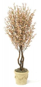Custom Made Peach Blossom Tree made in Various Heights