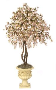 Custom Made Faux 6' Cherry Blossom Tree