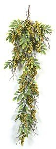 "46"" Berry Cluster Vine -Green"