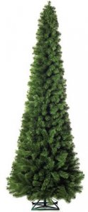 EF-1933 4' TO 20' Slim/Pencil Forest Pine Christmas Tree