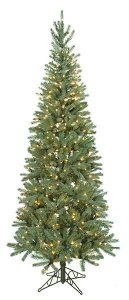 7.5' Norway Spruce Christmas Tree - 450 Clear Lights
