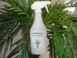 EF-024  24 oz Spray bottle of UV Outdoor Foliage Spray Sealer