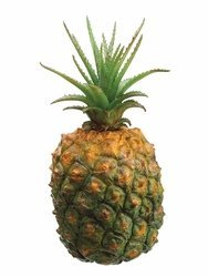 "EF-VQC205-GR/YE  8"" Pineapple Yellow/Green (Price is for a set of 6pc)"