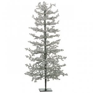 "EF-808 36"" Ice Twig Tree  Clear"