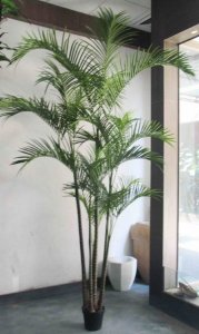 EF-121L  10' Areca Palm  Tree Synthetic Trunk