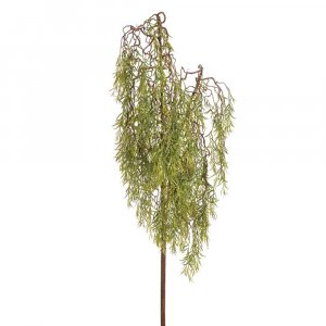 "82.6""  WEEPING WILLOW TREE BRANCH Green"