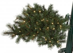 C-100608 Commercial Pine Christmas Tree Branch - 100 5mm LED Lights