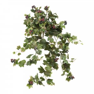"24"" Grape Ivy Vine with Grapes"