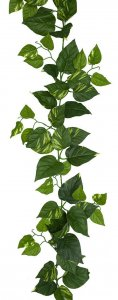 9 Foot Firesafe Variegated Pothos Garland