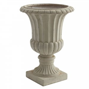 "20"" Slate Urn Planter (Indoor/Outdoor)"