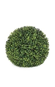 Boxwood Ball -Traditional Leaf - Tutone Green